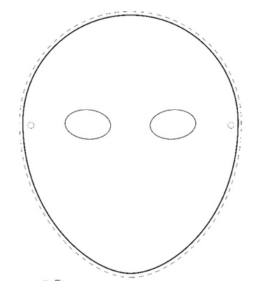 Masquerade Mask Design Template Masquerade Mask Design Ideas